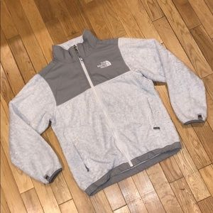 North face girls jacket sweater top shirt blouse